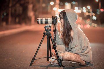 יסודות הצילום למתחילים
